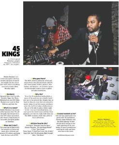 RBMA 45 Kings